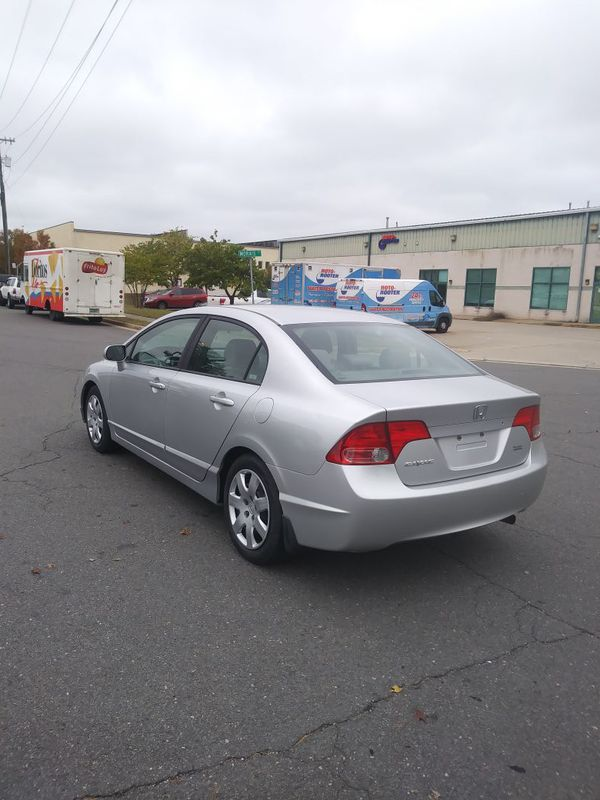 2006 HONDA CIVIC LE