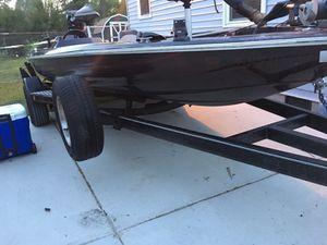 1985 Stryker Bass Boat