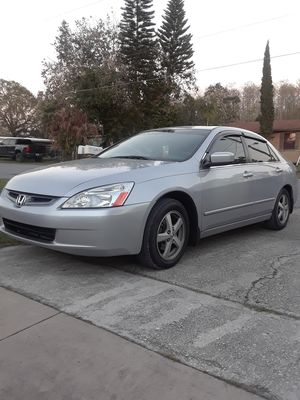 04 HONDA ACCORD EXL GREAT CONDITION CLEAN TITLE 144,LOW MILES SUPER CLEAN