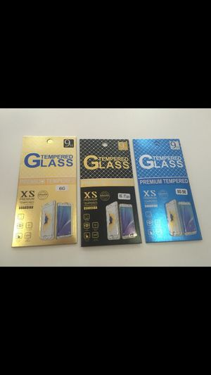 Tempered glass Premium all iPhones
