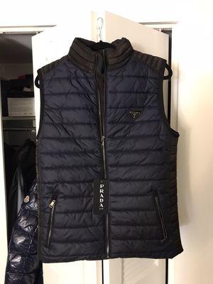 Brand new Prada vest L size