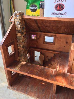 Custom Made Dollhouse