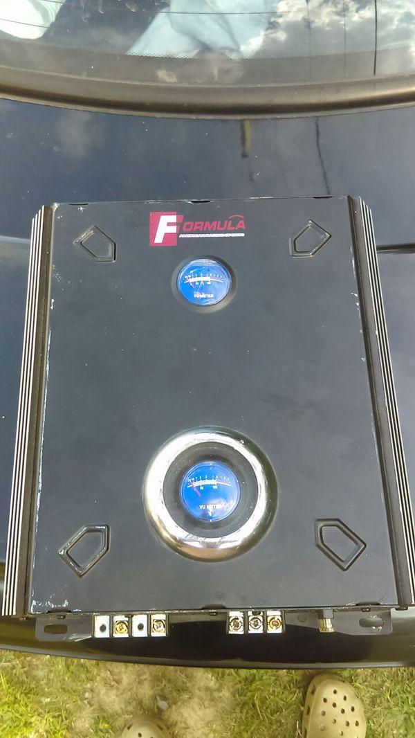 formula american racing sports amp 1500 watt class d 2-channel no, Powerpoint templates