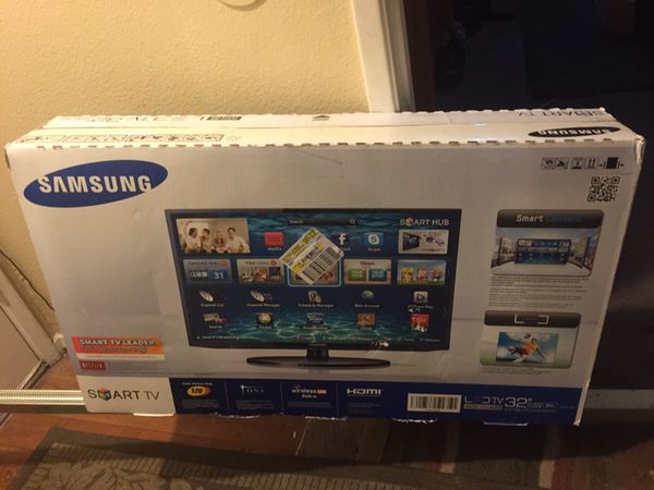 Samsung Smart TV - Title 5 Series! New In Box