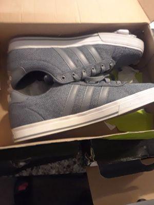 gray addidas