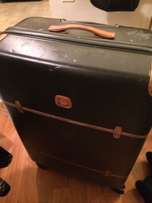 """Brics Bellagio 27"""" Spinner Luggage Roller Suitcase Travel Huge $600 new Make an Offer USED Traveled"""