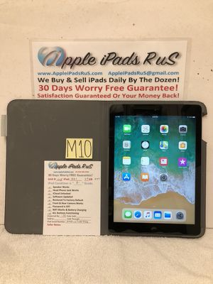 M10 - iPad Air 1 64GB Cell-Unlocked