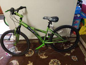 Bicicleta size 24