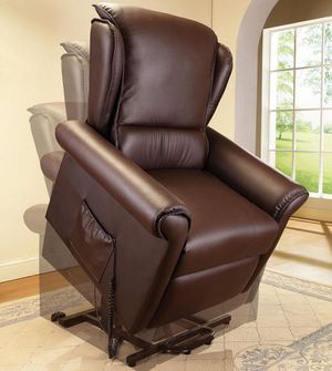 RECLINER W POWER LIFT & MASSAGE