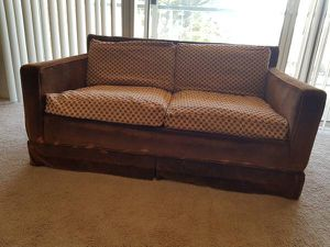 Sofa love seat rocking chair -free