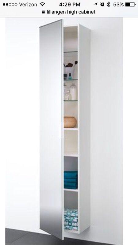 IKEA Lillangen High mirror cabinet (Furniture) in San Leandro, CA ...