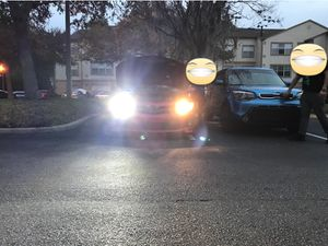 Headlights led lights $50 pair