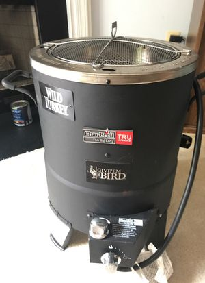 CHAR BROIL OIL-LESS TURKEY FRYER