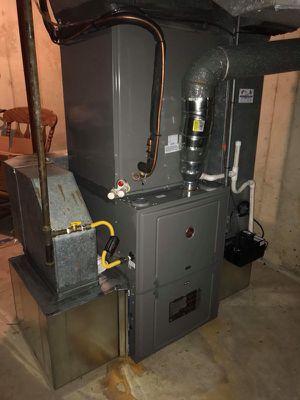 HVAC services in Md, Dc&Va/ servicio de aire acondicionado y calefacción