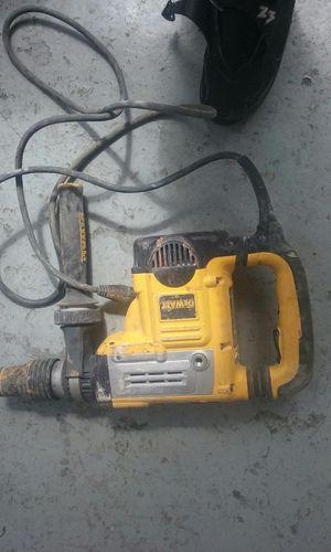 Hammer drill dewalt
