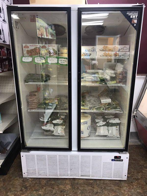 2 door glass freezer commercial restaurant grocery business 2 door glass freezer commercial restaurant grocery planetlyrics Choice Image