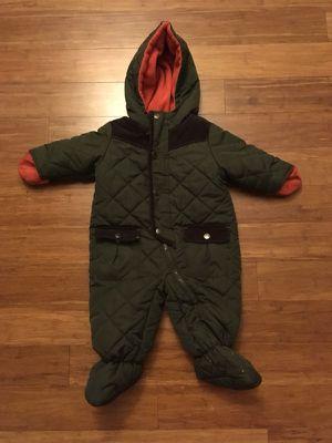 Baby boy snowsuit 6/9 months