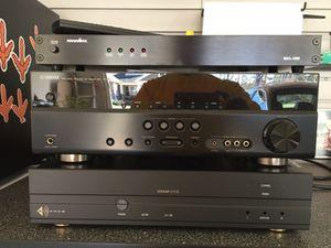 Surround sound equipment