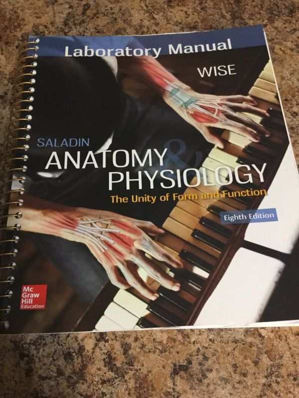 Anatomy and physiology labs book for ASU West (Books & Magazines) in ...