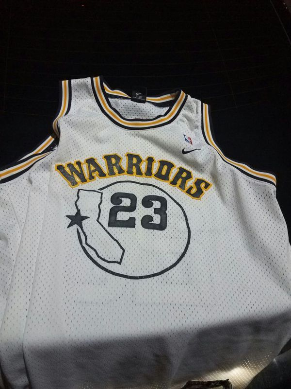 0466356d7 ... Golden state Warriors vintage classic old school jersey ...