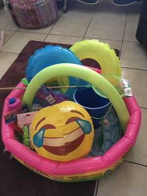 New and used swimming pools for sale in las vegas nv offerup easter baskets little swimming pool 35 tween 25 and boy 25 very nice hurry and get negle Images