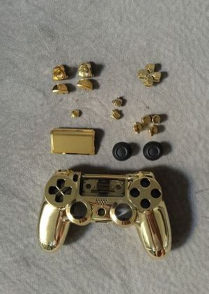 PS4 GOLD COVER(NOT A CONTROLLER)