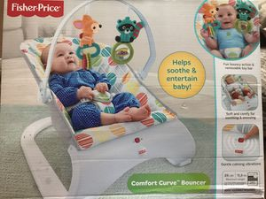 Baby Comfort curve soother new