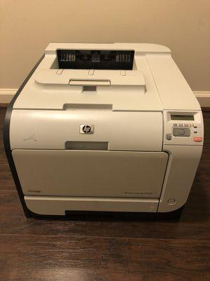 Used Hp Color Laser Jet CP2025 printer