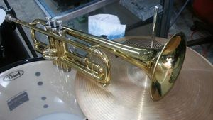Bundy TRUMPET 🎺 WITH HARD CASE