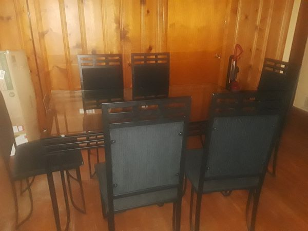 7 Piece Dining Room Set Furniture In Columbia SC