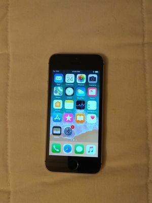 Carrier Unlocked iPhone SE 64GB