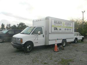 Towyard impound ref# $2225 gmc box truck locks v8 auto $2225 Calltxt3218379974 www.facebook/OcoeeDeals pickerstv.com