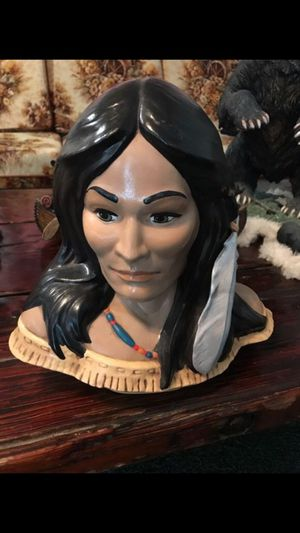 Women Indian head