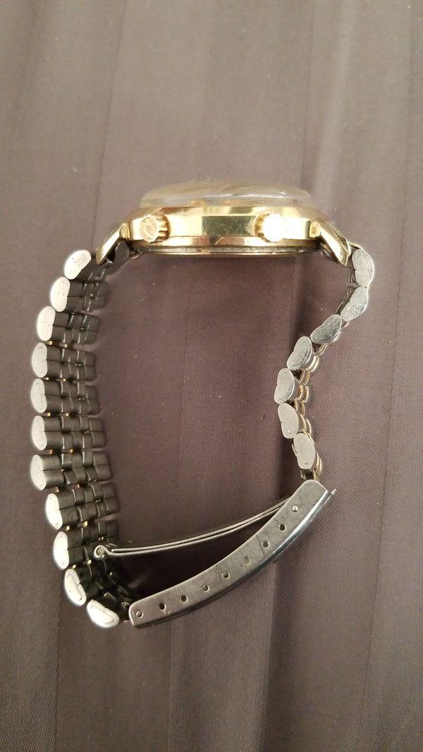 1967 Bulova Accutron Astronaut Mark II solid 14k watch Jewelry
