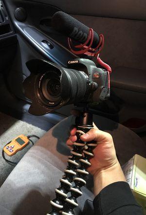 Canon T7I Video Kit