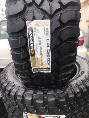 33125020 mud tires set