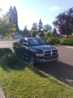 Dodge ram 05