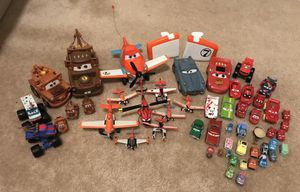 Disney Planes and Cars