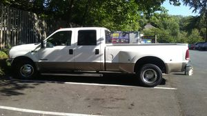 2003 f-350 super dully 7.3 turbo diesel