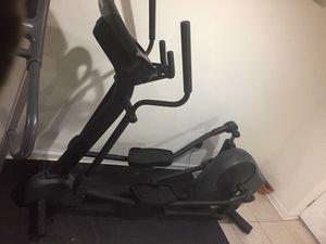 Elliptical Life Fitness x5