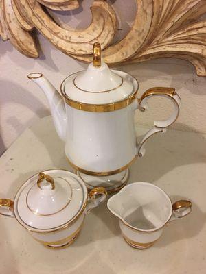 Tiffany style Tea set
