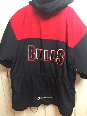 Champion Bulls Winter Jacket *RaRe*