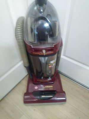 HOOVER TWIN CHAMBER SYSTEM VACUUM CLEANER