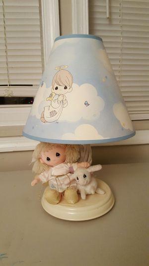 Precious moments lamp