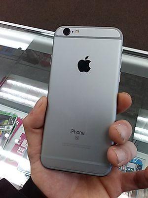 iPhone 6s unlocked 32gig