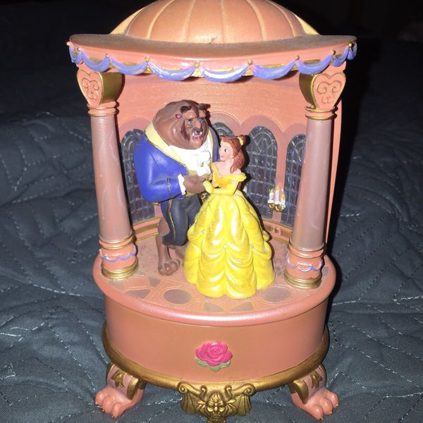 Beauty and the Beast jewelry box Jewelry Accessories in San Jose CA