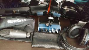 Presonus Audio box with kit