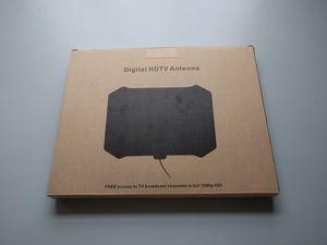 HDTV Antenna with Amplifier Signal Booster