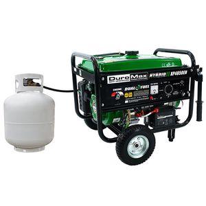 Brand new in box Dual Fuel 4850 Watt Generator