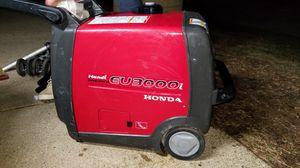 Generador honda 3000 inverter